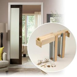 Pocket Door Frame Kit