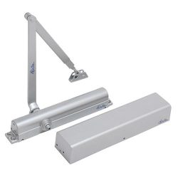 Commercial Heavy-Duty Door Closer with Cover