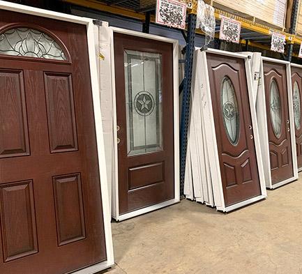 Cheap Fiberglass Doors Houston Door Clearance Center